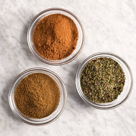 Food & Wine: Dried Herb Rub