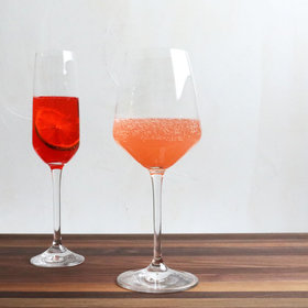Food & Wine: Rhubarb-Bénédictine Spritzer