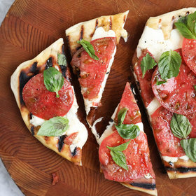 Food & Wine: Summer Margherita Pizzas
