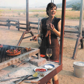 mkgalleryamp; Wine: Everything You Need to Know About Open-Fire Grilling