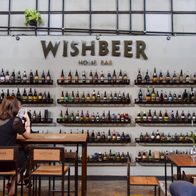 Food & Wine: The Improbable Story of Bangkok's (Sort of Illegal) Craft Beer Scene
