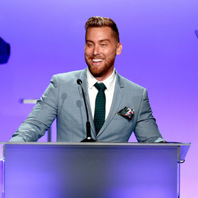 Food & Wine: Watch Lance Bass Eat Spicy Grasshoppers