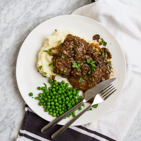 Food & Wine: Baked Steak