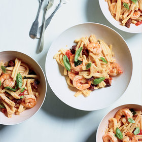 Food & Wine: Shrimp Pasta Recipes