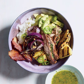 Food & Wine: Hawaiian Pork Bowl