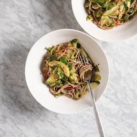 Food & Wine: Buckwheat Soba Tiger Salad