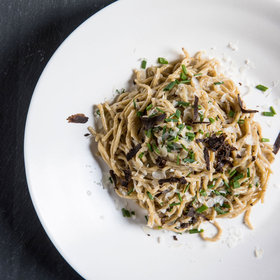 Food & Wine: Rye Capellini with 