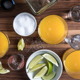 mkgalleryamp; Wine: Spicy Agua Fresca