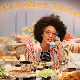 Food & Wine: Carla Hall Ate These Slow-Cooked Pork Chops 'Every Sunday' as a Kid