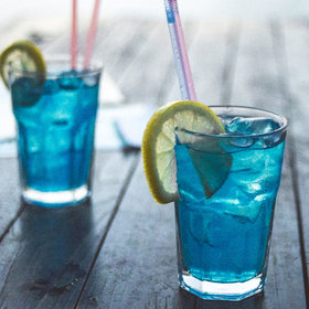 Food & Wine: So, You Want to Drink Something Blue