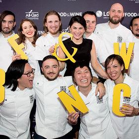 Food & Wine: The Best of the Best: New Chefs and Trends You Need to Know About Right Now