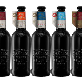 Food & Wine: Goose Island to Release an Unprecedented 7 Varieties of Bourbon County Stout This Year