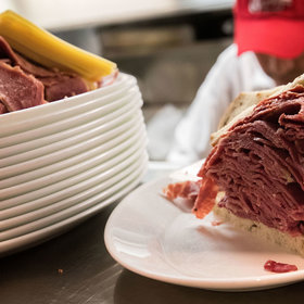 Food & Wine: The Differences Between Corned Beef, Pastrami and Montreal Smoked Meat
