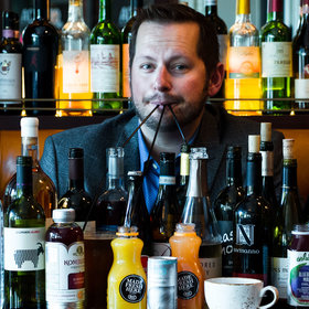 Food & Wine: Liquid Diet: Sommelier Jon McDaniel Figures Out if a $1500 Bottle Pairs with a Big Mac