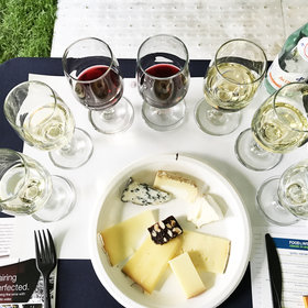 Food & Wine: 4 Things to Remember When You're Pairing Wine and Cheese