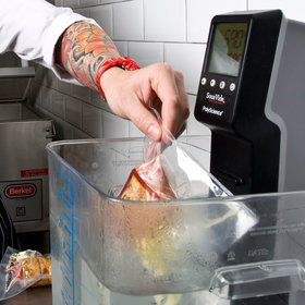 Food & Wine: Sous Vide Cooking, Explained