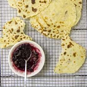 Food & Wine: Lefse
