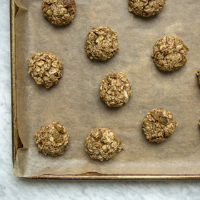 Food & Wine: No-Bake Oatmeal Cookies