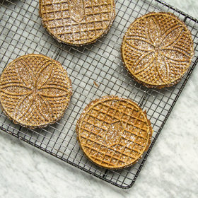 Food & Wine: Pizzelles