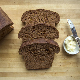Food & Wine: Pumpernickel Bread