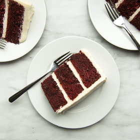 Food & Wine: Red Velvet Cake