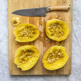 Food & Wine: Slow-Cooker Spaghetti Squash