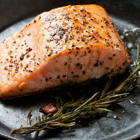 Food & Wine: 5 Common Mistakes That We All Make When Cooking Salmon