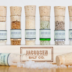 mkgalleryamp; Wine: How Jacobsen's Salt Came to Be So Beloved by Chefs