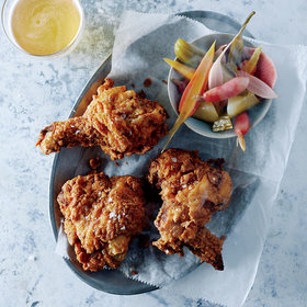 Food & Wine: Best-Ever Cold Fried Chicken