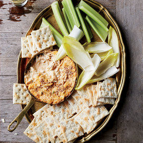 Food & Wine: Deviled Crab Dip