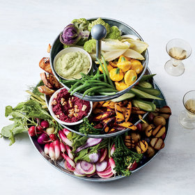 Food & Wine: Green Tahini