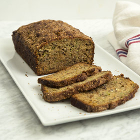 Food & Wine: Whole Wheat Zucchini Bread