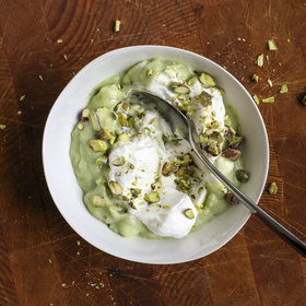 Food & Wine: Pistachio Salad