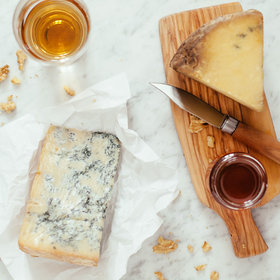 Food & Wine: Why It's OK to Eat Moldy Blue Cheese