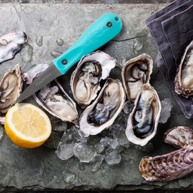 Food & Wine: Buying This New Oyster Knife Helps Rebuild Oyster Beds