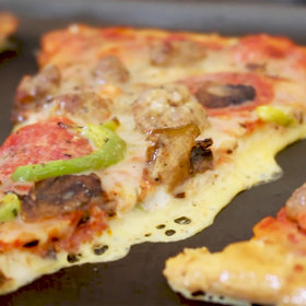 Food & Wine: French Toast-ing Pizza and Other Weird Ways to Reheat a Leftover Slice