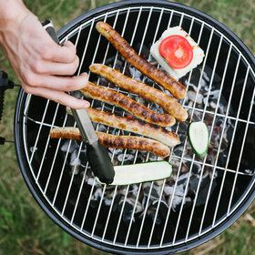 Food & Wine: 6 Grilling Dangers and How to Avoid Them
