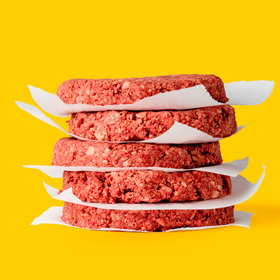 Food & Wine: Impossible Burger's 'Blood' Comes From Soybean Roots