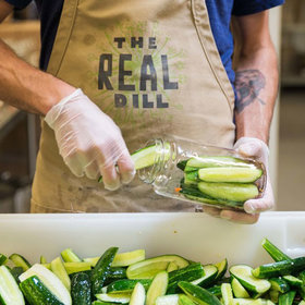 Food & Wine: Bloody Marys Help This Pickle Company Achieve Zero Food Waste