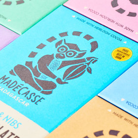 Food & Wine: This Chocolate Company Helps Save Endangered Lemurs in Madagascar