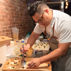 Food & Wine: How a Top Chef All-Star Pairs Music with Food
