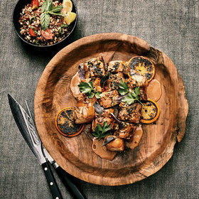 Food & Wine: Citrus-Chile-Marinated Pork Tenderloin