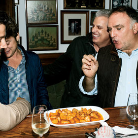 Food & Wine: Road Trip Through Southern Spain with José Andrés, Eric Ripert and Diego Luna