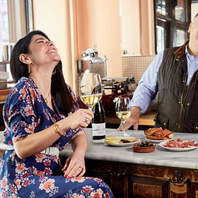 Food & Wine: Here's What It's Like to Travel to Spain With José Andrés