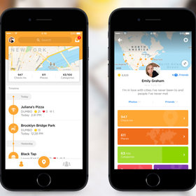 Food & Wine: Swarm 5.0 Is the Easiest Way to Give Restaurant Recommendations to Your Friends