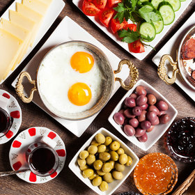 Food & Wine: Everything You Need to Know About a Full Turkish Breakfast