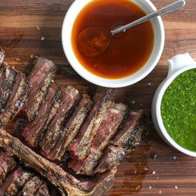 Food & Wine: Steak with Arabic Sauces
