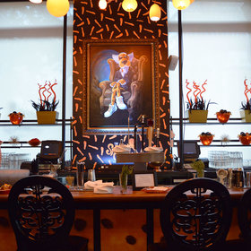 Food & Wine: All the Food at the Cheetos Restaurant, The Spotted Cheetah