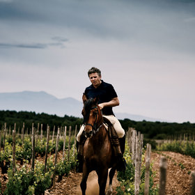 Food & Wine: Reimagining Rioja With Spain's Most Famous Winemaker