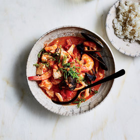 Food & Wine: Gochujang Cioppino